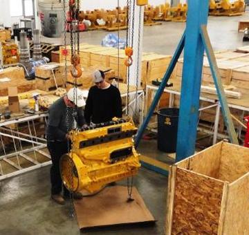 industrial equipment repair central illinois